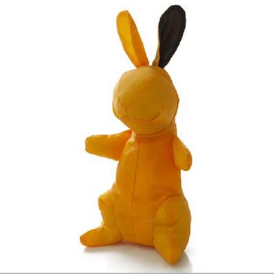 可愛兔子公仔折疊購物袋