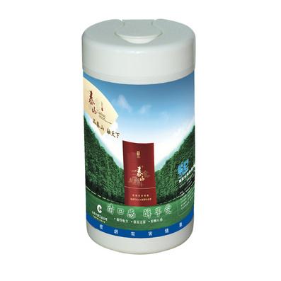 多抽紙易拉罐造型桶裝優質濕巾定制