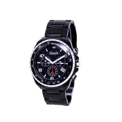 Geek戶外玩家大氣時尚男士手表定制