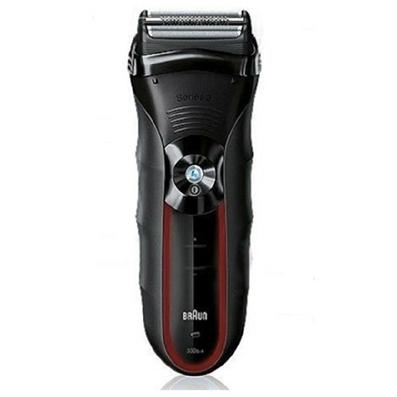 中國紅電動剃須刮胡刀干凈往復式全身水洗