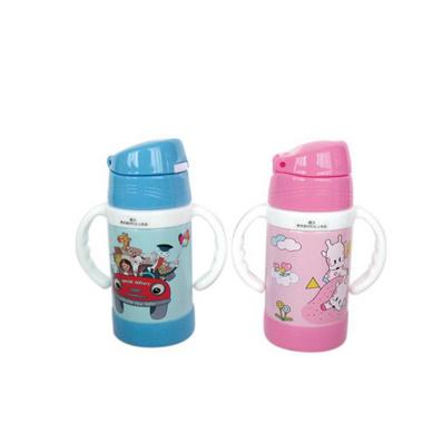真空吸管兒童壺1號 兒童水壺定制