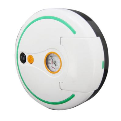 新款圓形便攜式電子充氣泵定制