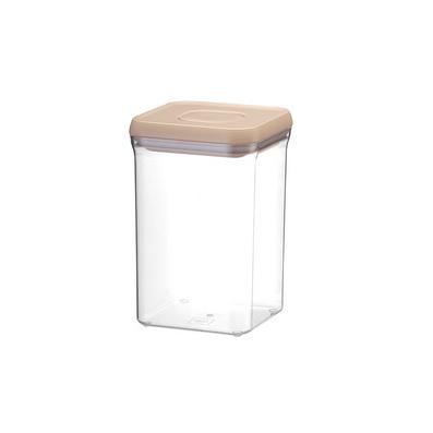 時尚生活食品廚房保鮮盒子塑料 密封罐定制