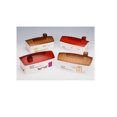 紙巾盒 屋型紙巾盒