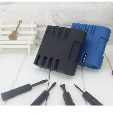 多功能螺絲刀工具組合套裝 9合1家庭工具套裝