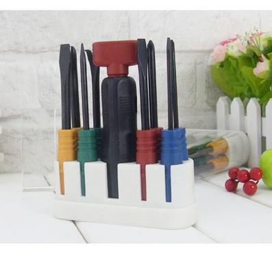 彩虹9合1工具 多功能家庭工具套裝