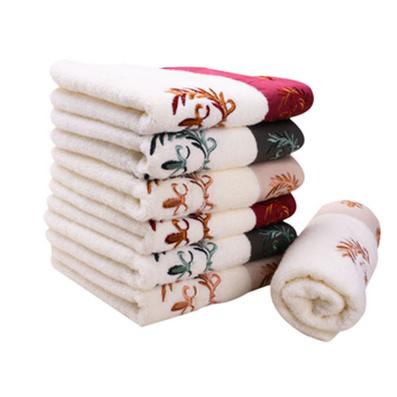 霸王花毛巾浴巾三件套