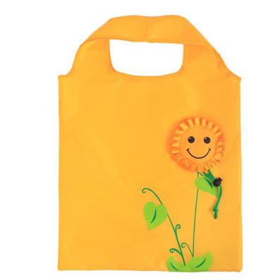 太陽花購物袋折疊環保包環保袋手提袋定制