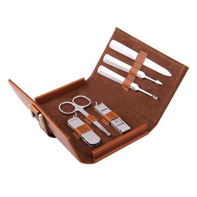韓國可寶不銹鋼指甲刀6件套定制