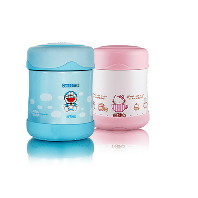 膳魔師THERMOS Hello Kitty兒童保溫罐 B3001定制