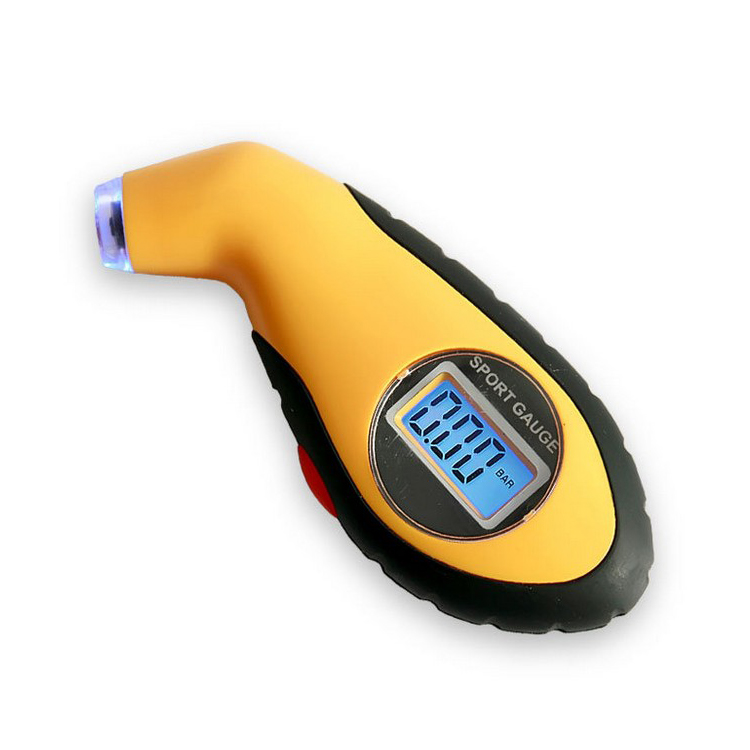 二合一背光电子数显胎压计测压仪定制