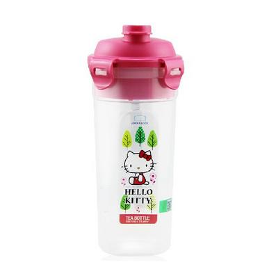 樂扣樂扣 hello kitty 運動便攜茶網水杯定制