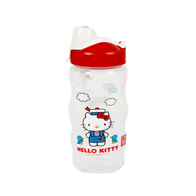 乐扣乐扣 Hello Kitty 儿童吸管水杯定制