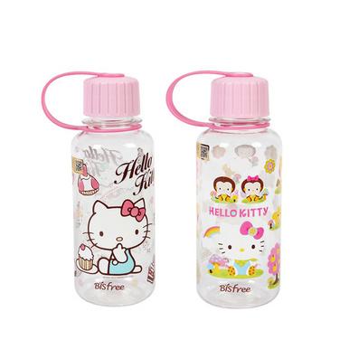 樂扣樂扣 Hello Kitty 卡通兒童運動防漏水杯
