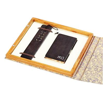 玲瓏系列書簽 名片夾套裝 辦公商務禮品
