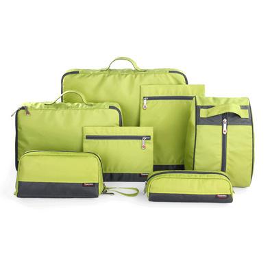 家庭旅行包套裝 便攜旅行包七件套箱包定制