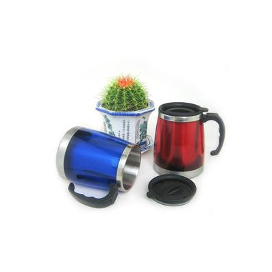 外塑內鋼杯水杯定制