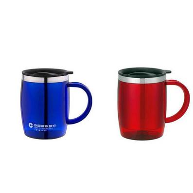外塑內鋼廣告杯水杯定制