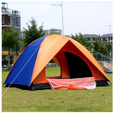 雙人雙層帳篷 野營 旅游戶外情侶帳篷