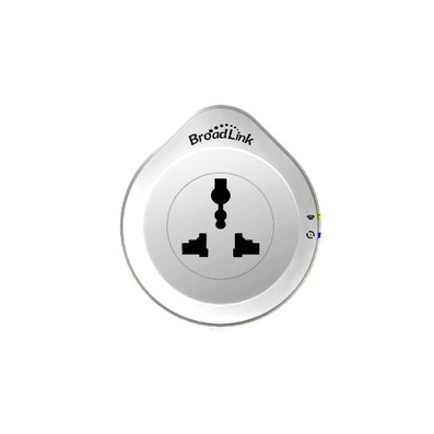 BroadLink博聯WIFI智能插座 手機遠程控制家電 定時開關
