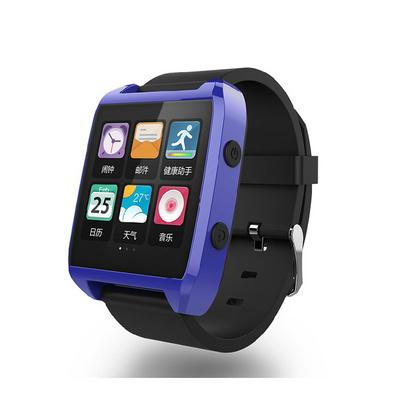智器Z1藍牙智能手表安卓Z Watch可穿戴智能設備手機伴侶智能腕表