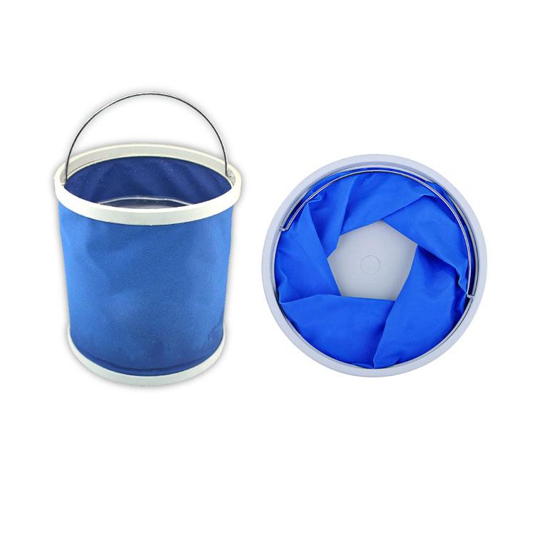 便攜式折疊水桶 汽車用品 戶外洗車水桶