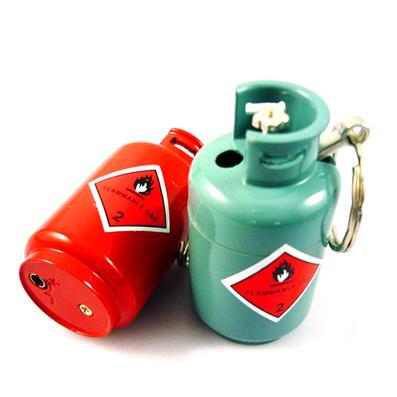 小号挂扣煤气罐 明火金属打火机定制