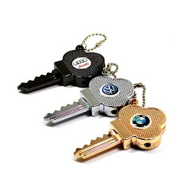 车标钥匙造型打火机定制