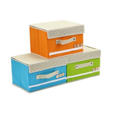 扣扣收納箱 樂扣箱 扣子收納箱 整理箱 扣扣箱兩件套定制