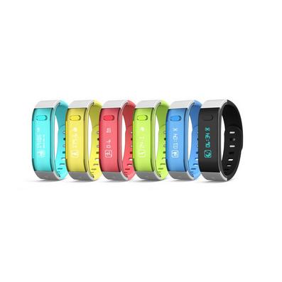 体记忆超薄环 T9 黑 智能手环腕带睡眠运动计步器防水可视支持APP