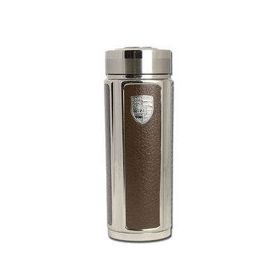 佳嘉麗華樽皮紋紫砂杯280ML 保溫杯 禮品杯定制