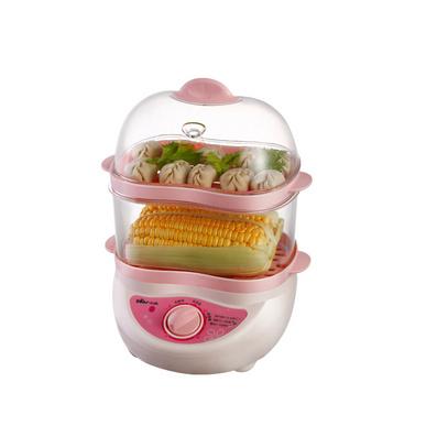 小熊煮蛋器 双层多功能蒸蛋器 煮蛋器