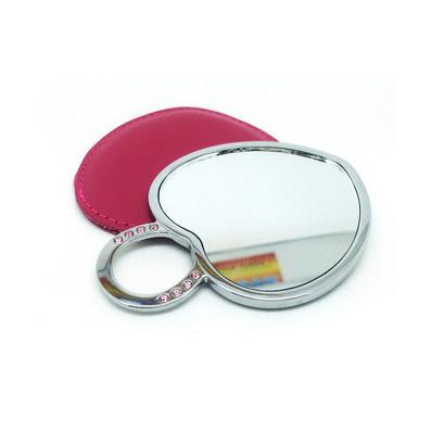 心形歐式 公主鏡子 手柄鏡子定制