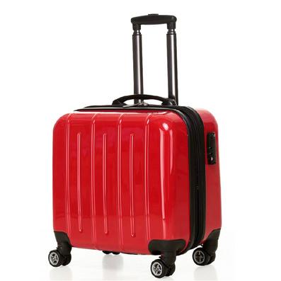 16寸便攜旅行箱 萬向輪拉桿箱定制