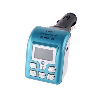 車載免提藍牙MP3  點煙器式汽車mp3