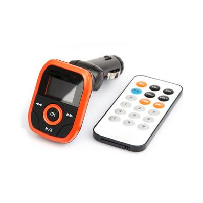 車載MP3播放器 汽車音響FM發射  汽車用U盤