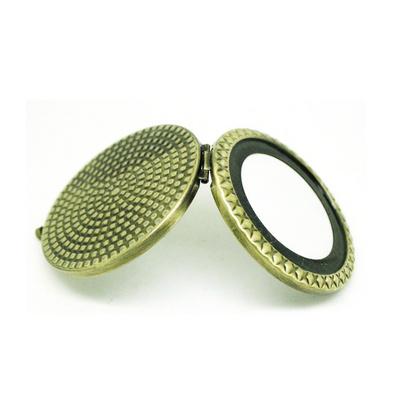化妆镜底 化妆镜胚 DIY小镜子定制
