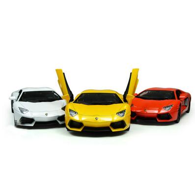 1:32合金回力車模之蘭博基尼模型定制