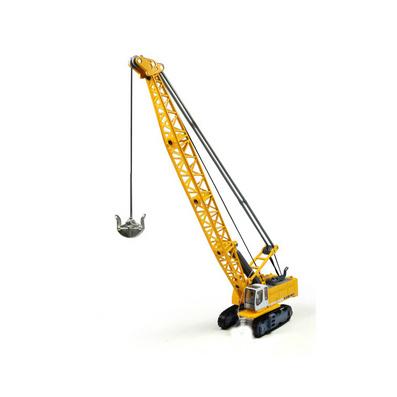 1:87全合金工程車系列之塔式纜索挖掘車定制