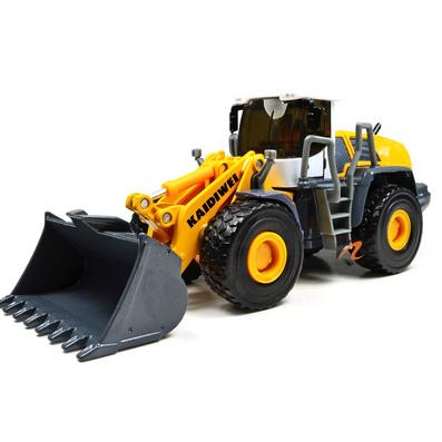 1:50全合金工程車系列之大型鏟車模型定制