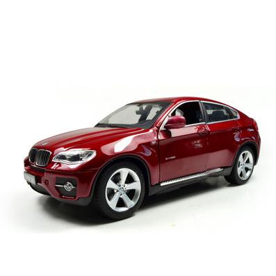 合金寶馬X6方向盤遙控車重力感應車模汽車模型定制