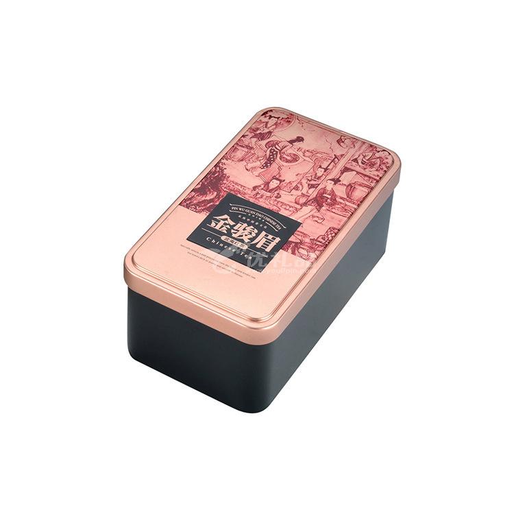 茶叶罐 茶叶盒 茶叶包装铁盒 金属罐 马口铁盒定制