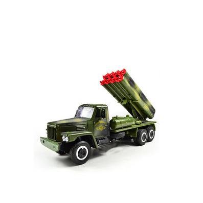 1:36合金回力動力戰車軍事系列 汽車模型定制