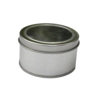 馬口鐵盒 小圓 開天窗鐵盒 喜糖盒 茶葉罐定制