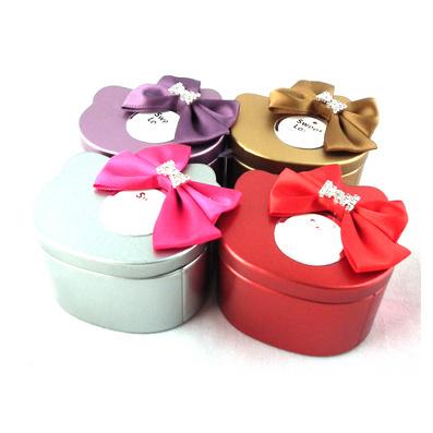 高档新款kt猫马口铁盒 喜糖盒子 婚礼糖盒