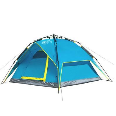 3-4人自動帳篷 戶外野營帳篷 雙層防雨定制