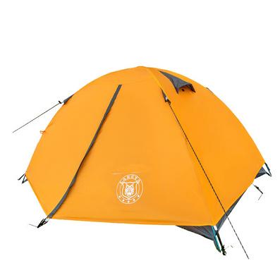 帳篷雙人雙層戶外 野營帳篷定制