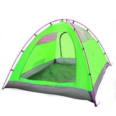戶外鋁桿帳篷 雙層戶外帳篷定制