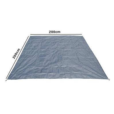 200*200牛津布 天幕 户外防潮垫 帐篷地席定制