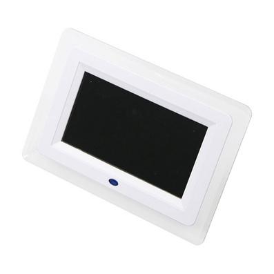 7寸帶藍燈數碼相框 電子相冊